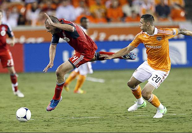 Houston Dynamo 3-3 Toronto FC: Goals galore as the Dynamo rally from a two-goal deficit