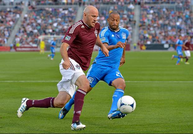 Colorado Rapids 1-2 San Jose Earthquakes: San Jose successfully navigates the Rapids