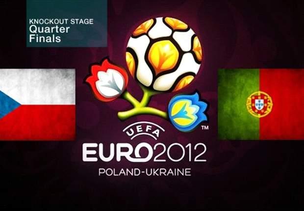 ¡Sigue y comenta EN DIRECTO el República Checa-Portugal de la Euro 2012!