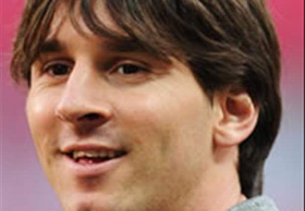 Messi: I want Spain to win Euro 2012