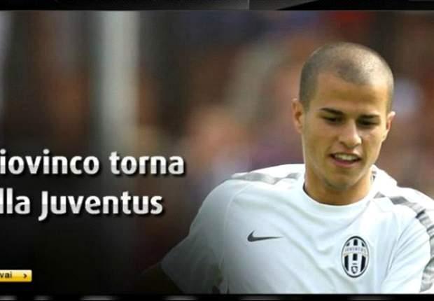 """Sebastian Giovinco: """"Ich habe nie aufgehört, Juventus zu lieben"""""""