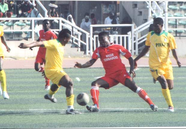 Sibi Gwar devastated Niger Tornadoes could not survive relegation