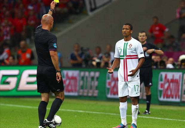 Euro 2012 semi-final referees appointed