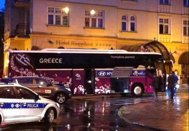 Euro 2012: Técnico da Grécia vê Alemanha como favorita