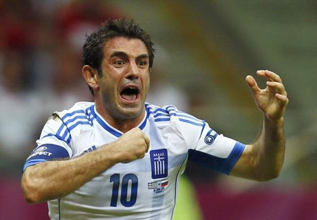 Fulham make move to sign free agent Karagounis