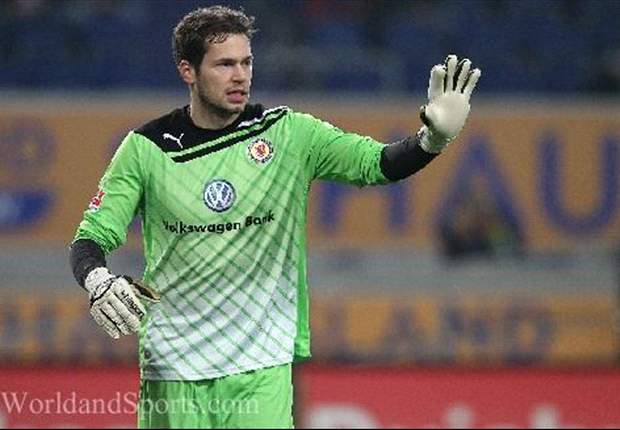 Davari stand gegen Dortmund in der Startelf