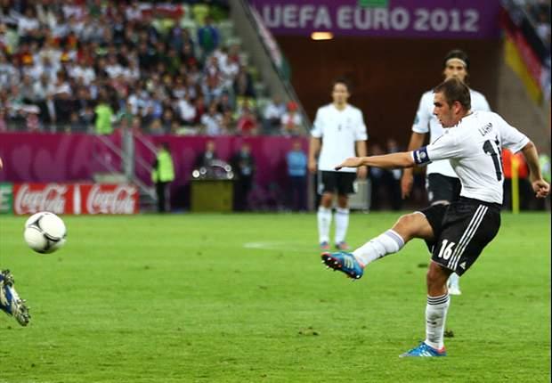 Duitsland overklast Griekenland na rust