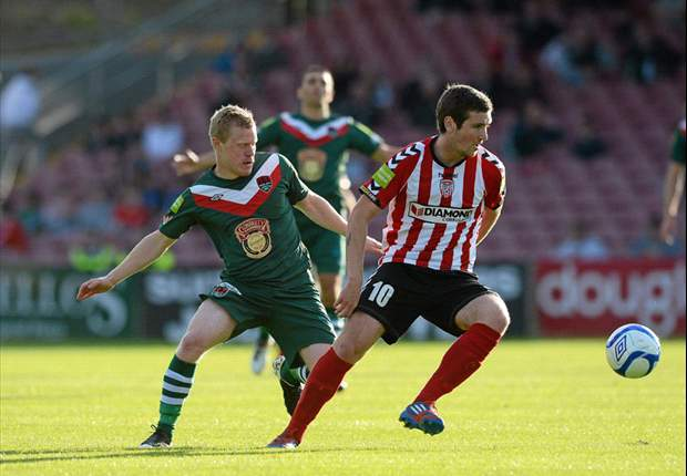 Cork City 0-1 Derry City - Late penalty snatches victory for Candystripes