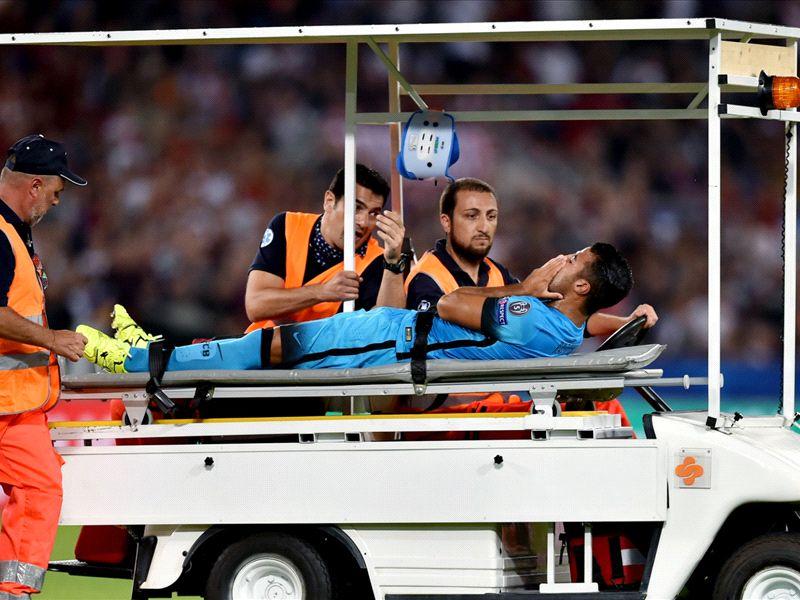 Rafinha suffers cruciate ligament injury