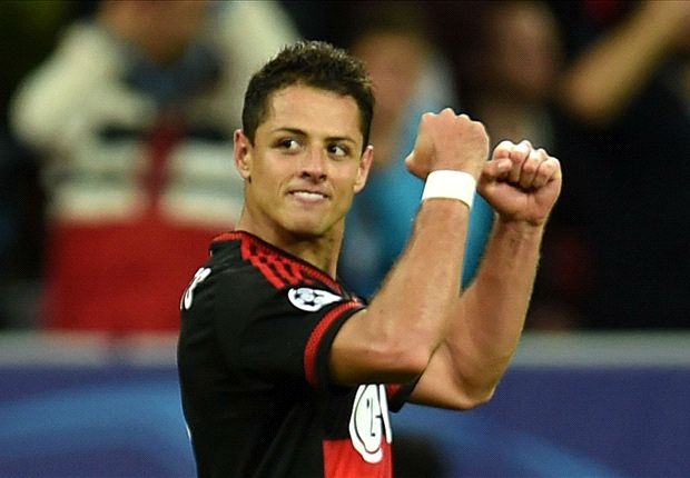 Hernandez is already breaking records after his Manchester United exit