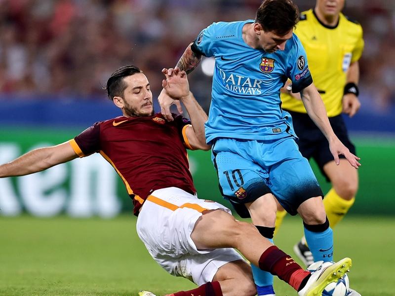 Manolas a sorpresa: Messi 5° attaccante più duro affrontato