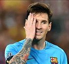MESSI INJURY: No hope for Barca?