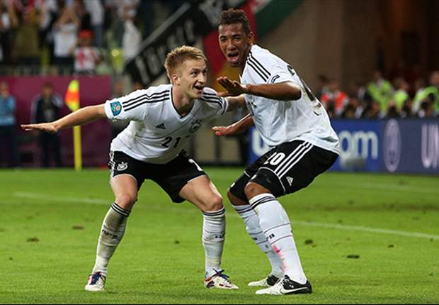 There is almost nothing better than scoring at the Euros, says Reus