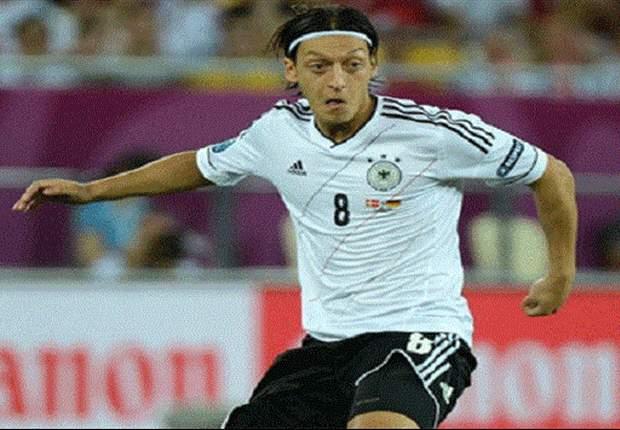 Ozil: Germany will beat Italy and win Euro 2012