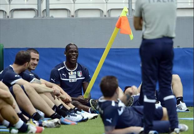 Balotelli: I'm more of a man than Peter Pan