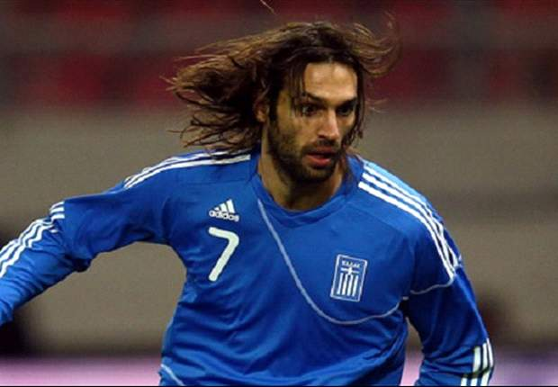 Samaras headlines Greece World Cup squad