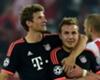 """Thomas Müller: """"Mario Götze no está satisfecho"""""""