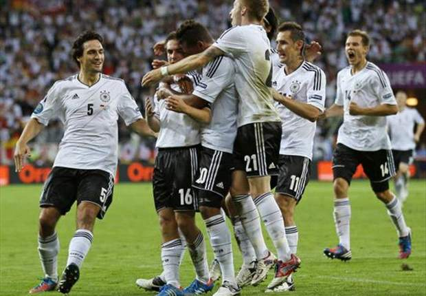 Italy get the better of England but Germany and Spain remain firm favourites for Euro 2012 crown