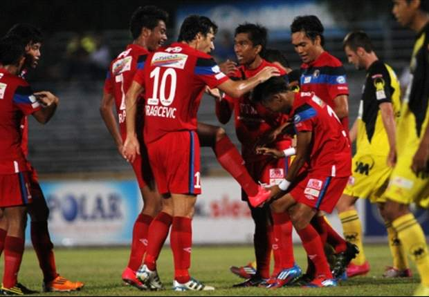 Balestier rout defending champions Tampines