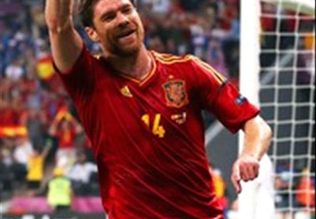 Goal.com World Player Of The Week: Xabi Alonso, Spanien