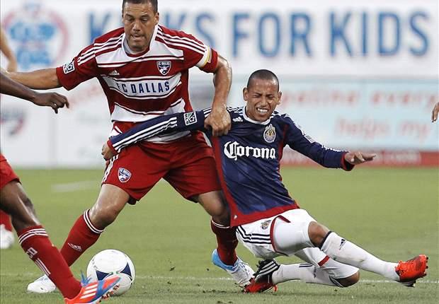 FC Dallas 0-0 Chivas USA: Bore draw in Frisco
