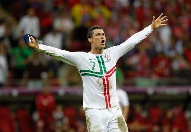 His time is now: Ronaldo's chance to make history & get one over on Messi