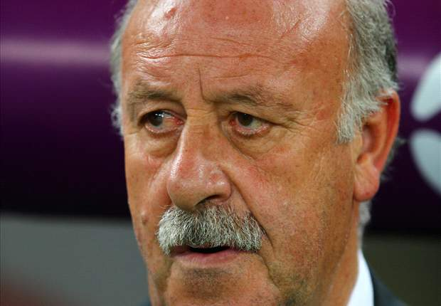 Vicente Del Bosque drops a hint that Spain role may be his last