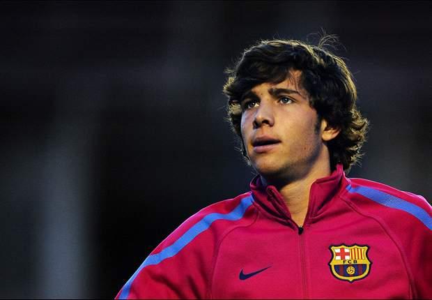 Sergio Roberto: Tito Vilanova está confiando mucho en mí