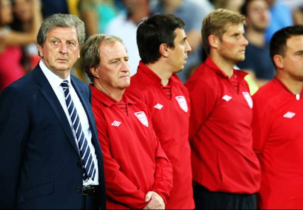 Hodgson tells England players to follow example of Olympic athletes and become role models