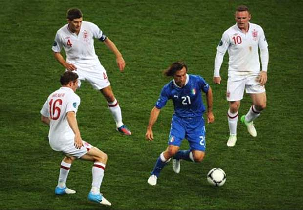 Euro 2012: Andrea Pirlo is Italy's sparkling diamond and five things that we learnt from Day 17