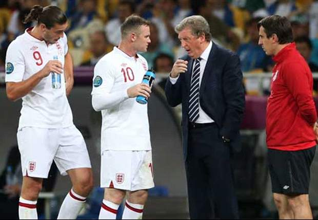 The demise of 4-4-2: Hodgson's reliance on the formation is leaving England in the Dark Ages