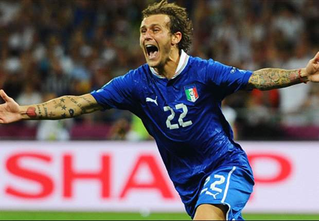 Diamanti to remain on Italy bench against Germany