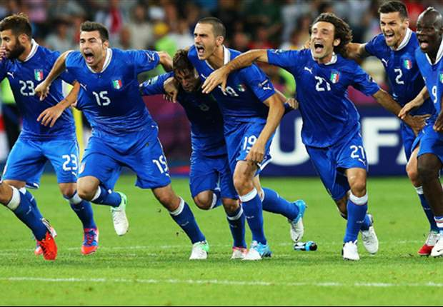 Euro 2012 Preview: Germany - Italy
