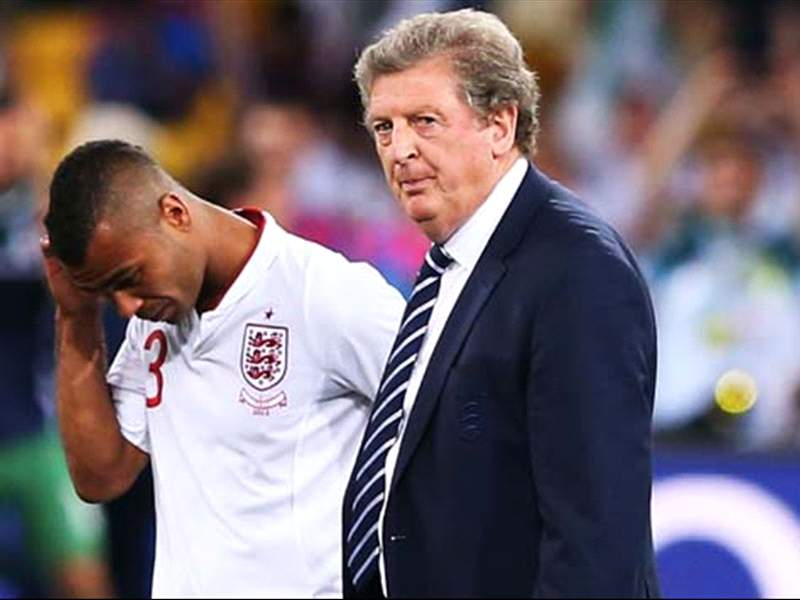 Light-years behind Spain and Italy - crumbling England facing World Cup oblivion