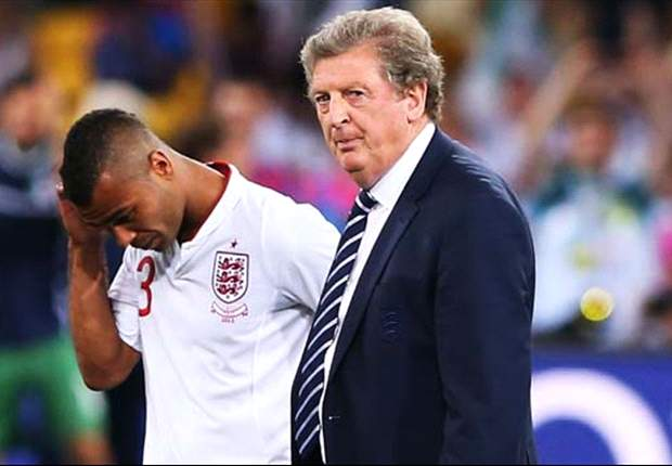 Injury rules Ashley Cole out of England clash with Ukraine