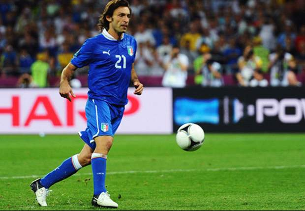 Pirlo should win the Ballon d'Or, says Prandelli