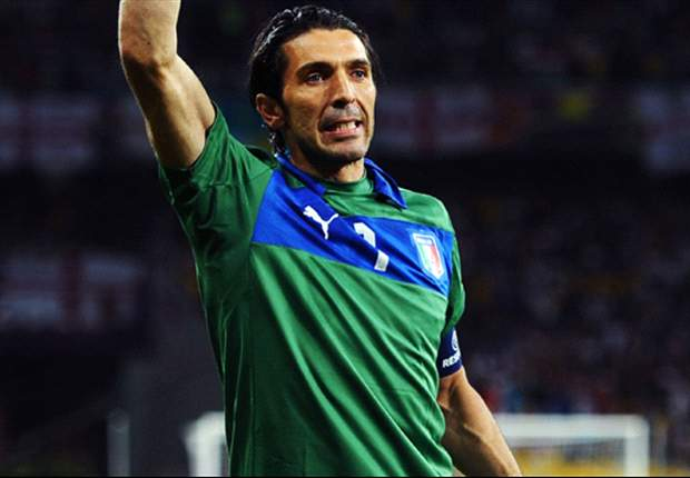 Buffon warns Italy to not get carried away after quarter-final win over England