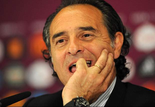 Prandelli dreaming of Italy victory over Germany