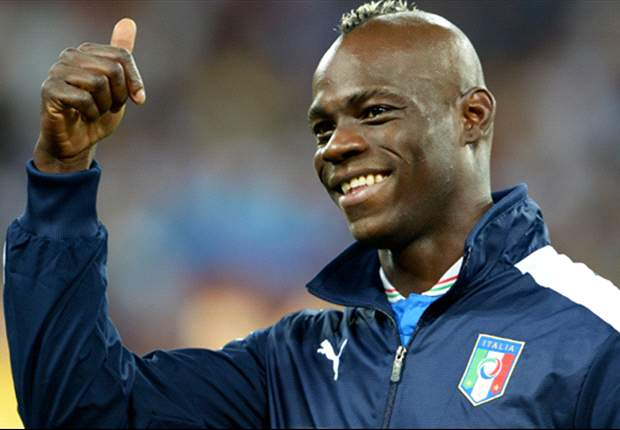 Agent: Balotelli will score a hat-trick against Germany