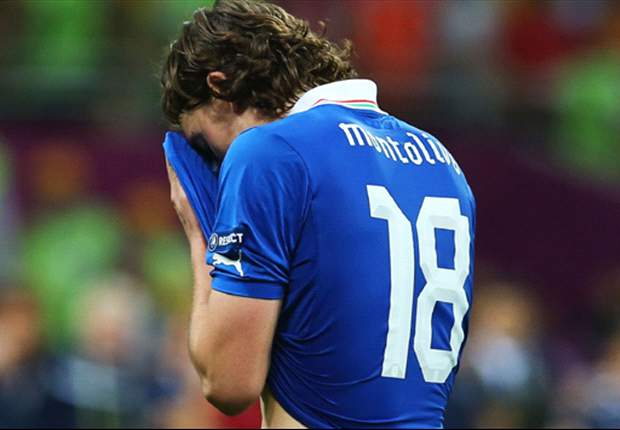 Montolivo: Italy can be proud of our Euro 2012 campaign