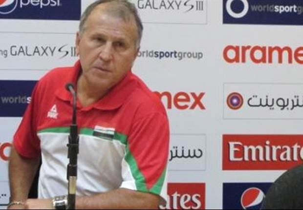 Zico Tinggalkan Tim Nasional Irak