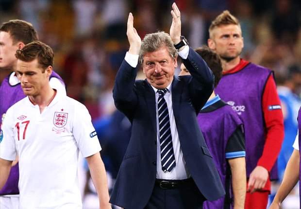 Hodgson plans England 'revolution'