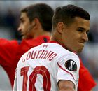 BACK PAGES: Barca eye Coutinho