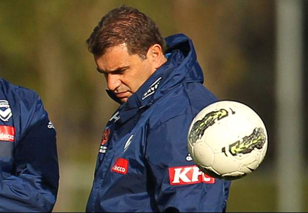 Forward thinking for Ange Postecoglou after Harry Kewell's departure from Melbourne Victory