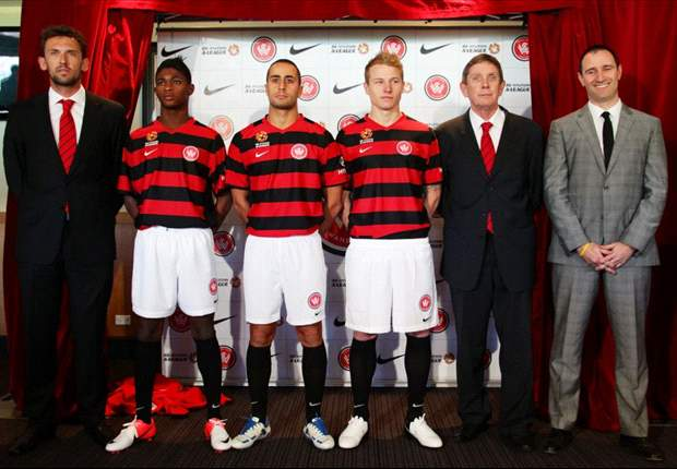 New A-League club officially revealed as Western Sydney Wanderers, Mooy among new signings