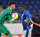 Ratings: Dnipro 1-1 Lazio