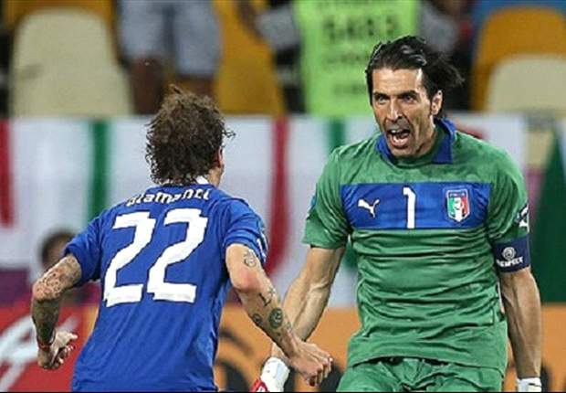 Buffon: Italy must dare to dream