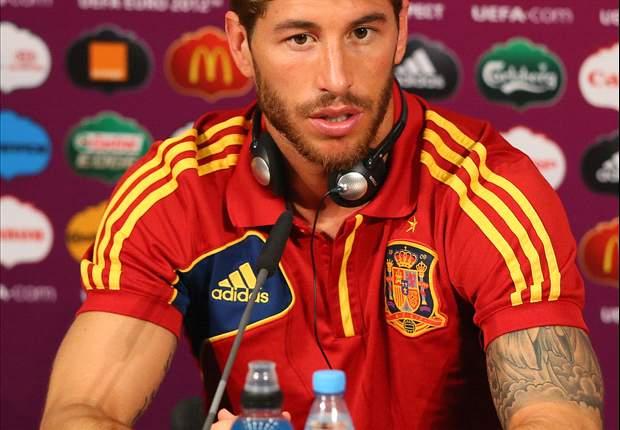"Euro 2012, ESP - Ramos : ""Nous sommes forts"""