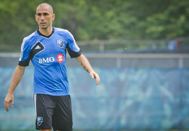 Di Vaio set for Montreal Impact debut against Toronto FC