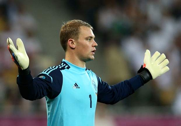 Neuer withdraws from Germany squad for Argentina friendly